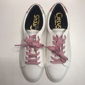 Circus by Sam Edelman beaded sneakers